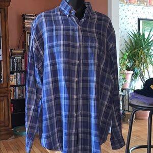 Ralph Lauren Marloe linen shirt size large